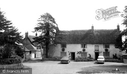 Cottesmore, In The Village c.1965