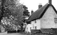 Cottesmore, the Sun Inn c1955