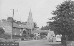 Cottesmore, The Village c.1965