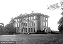 Cound Hall 1936, Cound