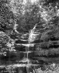 Countersett, Low Force, Raydale 1911