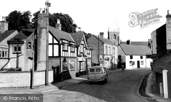 Countesthorpe, Main Street c.1965
