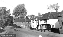 Countesthorpe, The Square c.1960