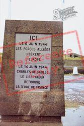 Allied Landings Monument 1984, Courseulles-Sur-Mer
