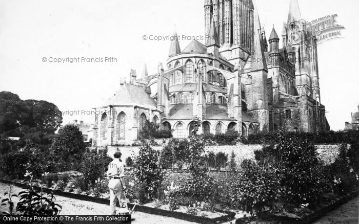 Photo of Coutances, Cathedral c.1861