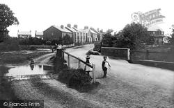 Cove, West Bridge 1908