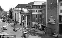 Broadgate And High Street 1960, Coventry
