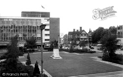 Coventry, Broadgate c.1960