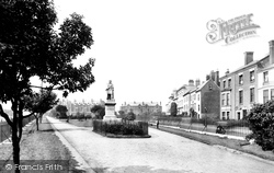 Coventry, Greyfriars Green 1892
