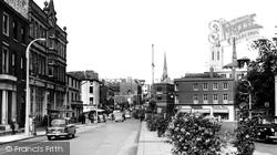 Hertford Street c.1955, Coventry
