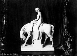 Coventry, Statue Of Lady Godiva c.1900