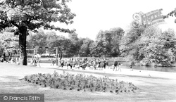 Swanswell Park c.1955, Coventry