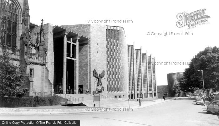 Coventry, The Cathedral c1965