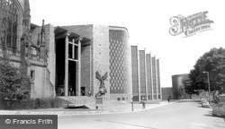 The Cathedral c.1965, Coventry