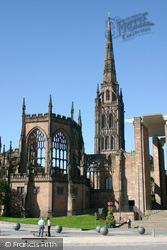 The Old Cathedral 2004, Coventry
