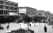 Coventry, the Precinct c1965
