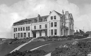 Coverack, Headland Hotel 1938