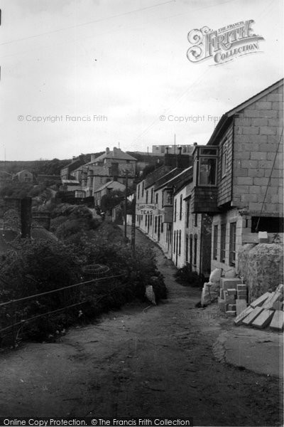 Photo of Coverack, Sunny Corner c.1960