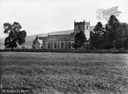 Holy Trinity Church 1926, Coverham