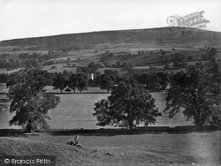 View Towards Church 1926, Coverham