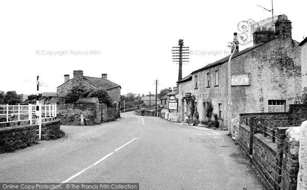 Photo of Cowan Bridge, c1955