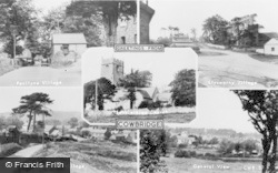 Cowbridge, Composite c.1960
