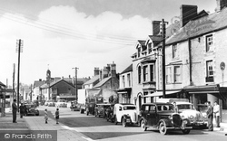 Cowbridge, Eastgate Street 1953