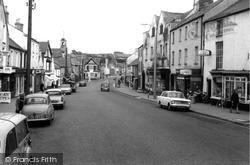 Cowbridge, High Street c.1965