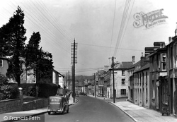 Cowbridge, High Street From Eastgate 1949