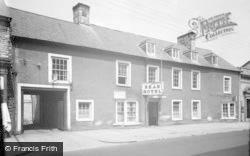 Cowbridge, The Bear Hotel 1949