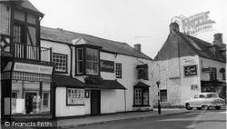 The Duke Inn c.1960, Cowbridge
