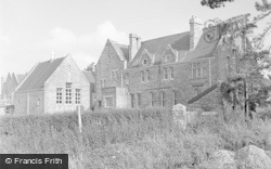 Cowbridge, The Girls Intermediate School 1953