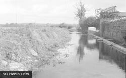 Cowbridge, The River 1955