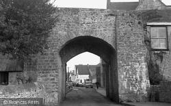 The South Toll Gate 1955, Cowbridge
