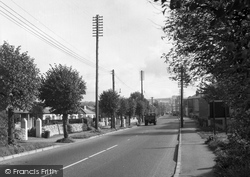 West Street 1955, Cowbridge