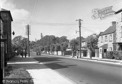 Westgate Street 1953, Cowbridge