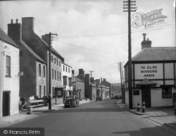 Cowbridge, Ye Olde Masons Arms 1955