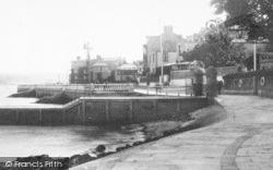 Cowes, Esplanade 1897