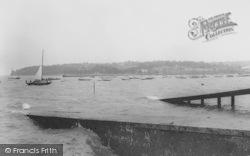 Cowes, Harbour c.1965