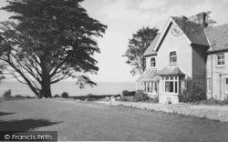 Cowes, Holmwood Hotel c.1960