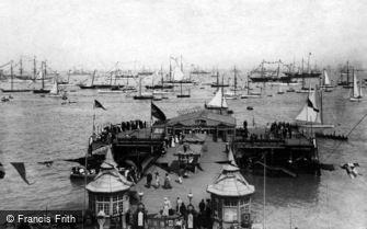 Cowes, the Regatta 1903