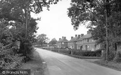 Cowfold, Billinghurst Road c.1950