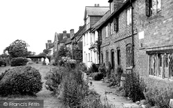 Cowfold, Church Path c.1950