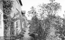 Cowfold, Church Walk 1957