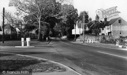Cowfold, Horsham Road 1959