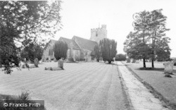 Cowfold, St Peter's Church 1957