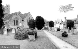 Cowfold, St Peter's Church 1958