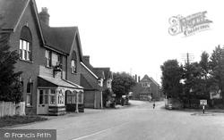 Cowfold, The Village 1950