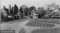 Cowfold, The Village 1959