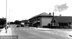 High Road c.1960, Cowley